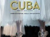 Ballet National Cuba, pour représentations exceptionnelles.