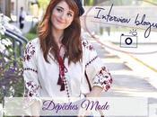 INTERVIEW Gwendoline Dépêches Mode