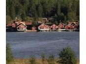 Stocklom Cercle polaire Suède camping-car…et famille