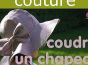 Participez challenge mois juillet chapeaux #challengecoudreunchapeau