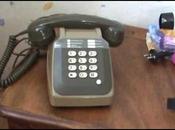 téléphone filaire Socotel touches