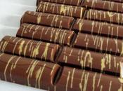 Mini barres caramel salé noisettes caramélisées