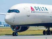 Airbus delivers first A350 Delta Lines
