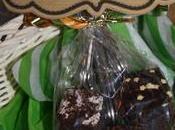 Bouquet cuillères chocolatées (cadeau mariage gourmand) pour faire chocolats chauds