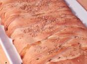 Tresse salée Jambon-Fromage béchamel