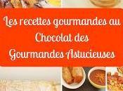 recettes gourmandes Chocolat Gourmandes Astucieuses sorti format papier