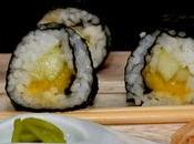 Makis Tanoshi, version végétarienne.