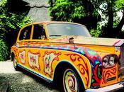 Rolls-Royce annonce retour Phantom John Lennon Londres pour 50eme anniversaire 'album SGT. Pepper's Lonely Hearts Club Band