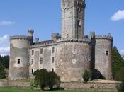 route Richard Coeur Lion :Châteaux Montbrun, Brie,