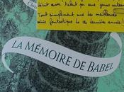 mémoire Babel