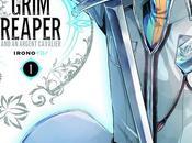 Grim Reaper Argent Cavalier Tome