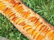 Tarte Abricots Crème Amande