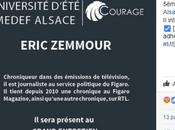 @MEDEFAlsace, allié objectif l'extrême droite… #Zemmour #Sapir #antifa