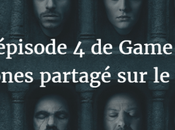 L'épisode scripts Game Thrones sont internet