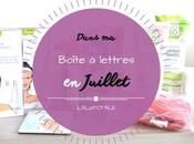 HAUL coeurs Juillet, dans boîte lettres…