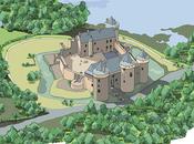 route Brocéliande. château Suscinio