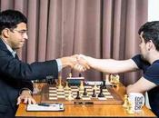 Echecs Viswanathan Anand affronte