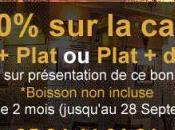 -20% CARTE Entrée Plat dessert restaurant RAJASTHAN VILLA