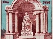 Timbre réclame avec mémorial Louis pont Cornelius Munich