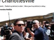 Portrait Jason Kessler (par l'attentat terroriste d'extrême-droite #Charlottesville arrivé)