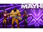 Agents Mayhem dévoile trailer lancement explosif