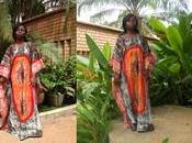 Symbolique couleur boubou africain