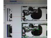 iPhone photos dévoilent composants internes rayons