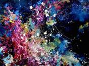 Atteinte synesthésie, elle peint musique comme voit