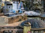 Disney lève voile parc thème Star Wars Land