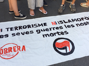 #Barcelona antifascista Daesh Nazis