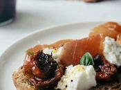 Tomates Cerises Confites l'Huile d'Olive Aromates