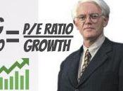 PEG, ratio popularisé Peter Lynch