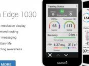 Garmin Edge 1030 nouveau compteur vélo grand format