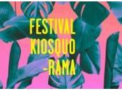 Festival Kiosquorama septembre octobre 2017