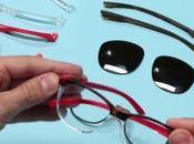 Nogs: lunettes démontables personnalisables souhait
