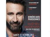 Dernières parisiennes Mathieu Madénian