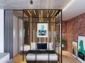 appartement pensé pour célibataire Moscou