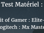 [Test] Spirit Gamer Elite-K10 Logitech Master