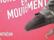 Monuments mouvement Panthéon, Carte Blanche Yoann Bourgeois