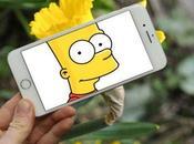 Simpsons intégrés scènes quotidienne