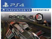 Radial-G Racing Revolved débarque demain PlayStation