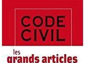 grands articles code civil réforme droit contrats