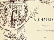 Curiosité: Louis Bavière comme personnage d'une revue parisienne 1885