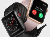 Orange propose nouvelle Apple Watch Series connectée réseau
