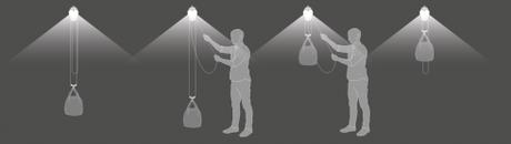 Made Africa Gravity light, l'énergie perpétuelle