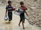 Myanmar CICR, Fédération, Croix-Rouge Croissant-Rouge intensifient leurs opérations d'assistance