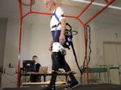 exosquelette intelligent antichute