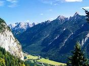 Belles randonnées: Puittal départ Leutaschtal (Wetterstein autrichien)