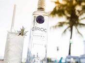 découverte vodka Cîroc