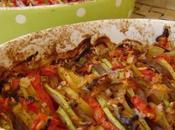 Briam gratin grec légumes